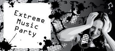 Extreme music party