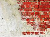 ročník cihlová zeď