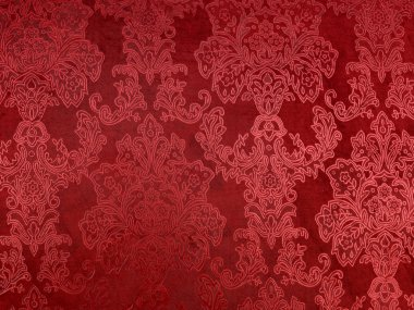 Sharp red textured background