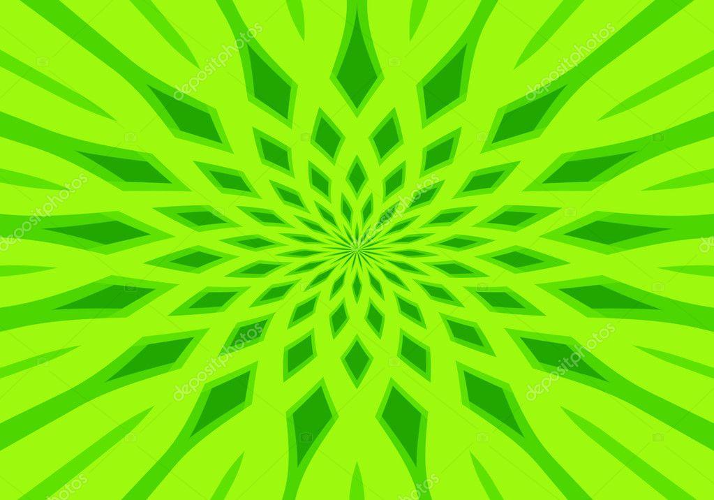 Cool Sfondo Verde E Giallo Foto Stock Vkraskouski 1660508