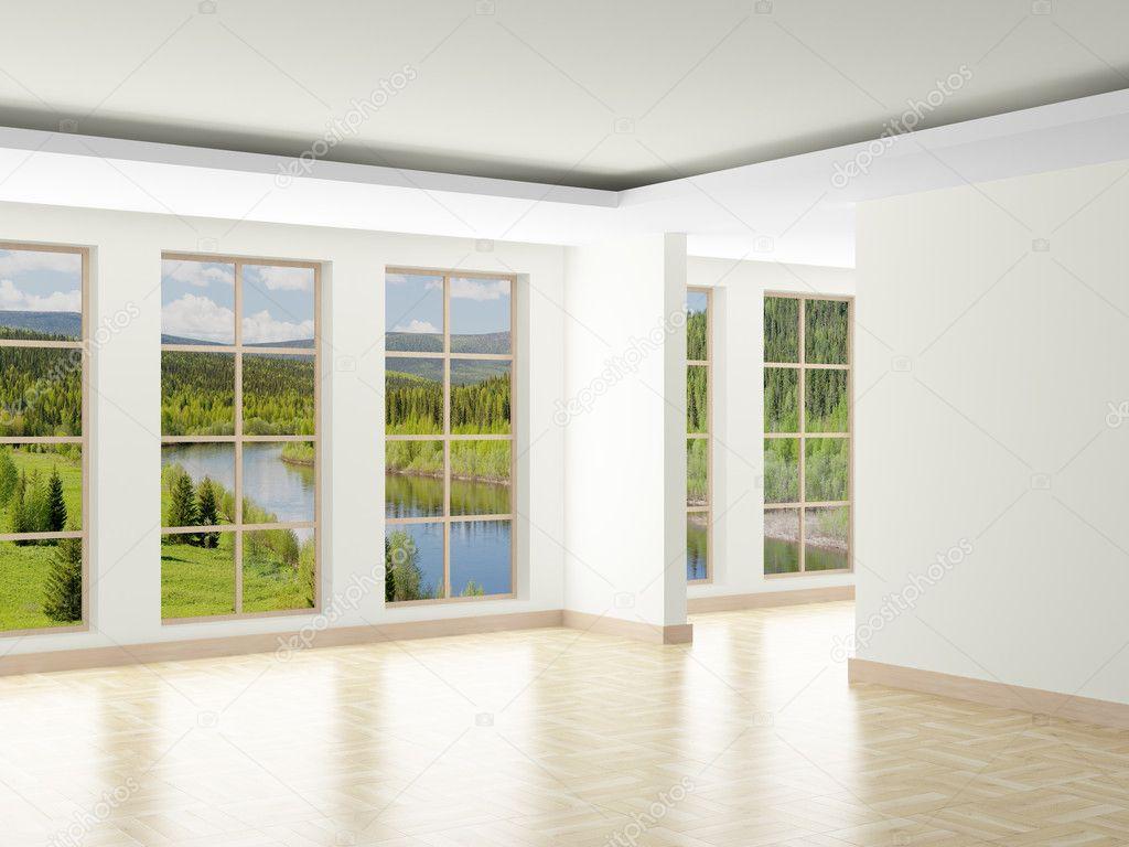 Empty room stock photo isergey 1197922 for Empty bedroom ideas