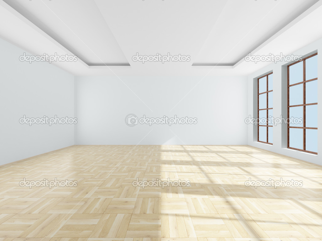 Empty room 3d image stock photo isergey 1304648 for 3d room design mac