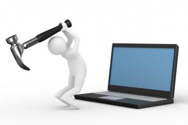 Computer technical service