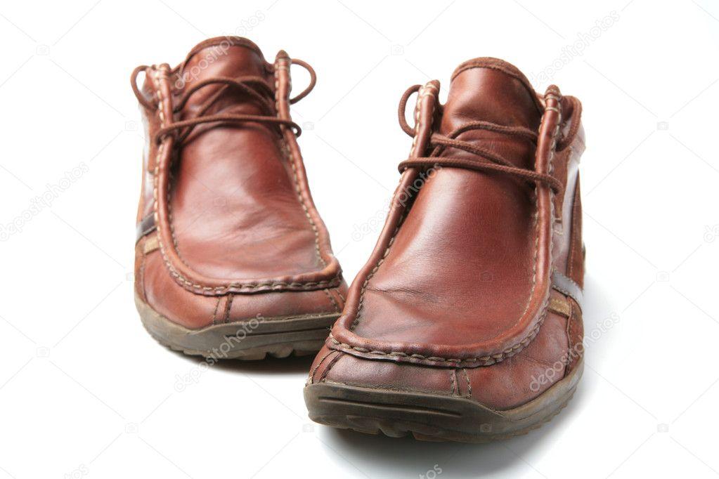 ac1e7a0c1c7 brune vieille chaussure homme