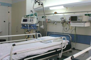 Cardiology hospital chamber