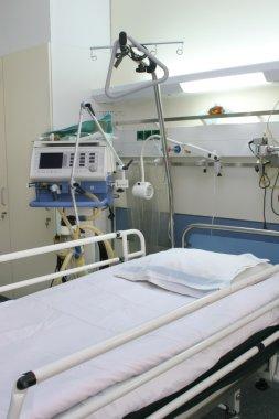 Cardiology clinical room