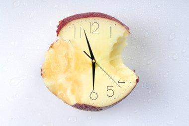 Apple of Time. Series