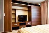 Fotografie Comfortable bedroom