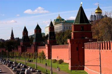 Towers of the Kremlin