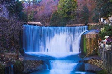 False waterfall