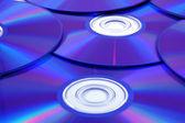 pozadí některé barevné kompaktní disk