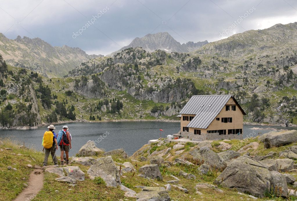 Hiking in Pyrenees