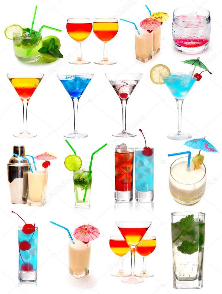 Cocktails collection