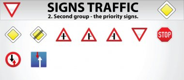 Signs Traffic Part Two