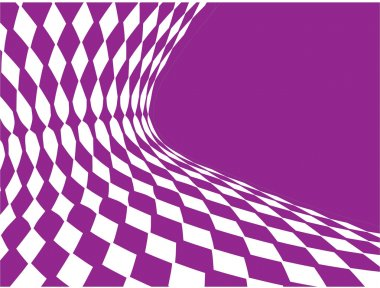 Violet Abstract background