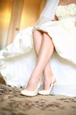 Shoes of fiancee