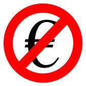 bezplatně proti symbol měny euro