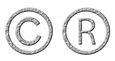 Stone Copyright and Registered Symbols