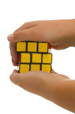 Do the Rubic cube