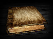 Fotografie altes Buch