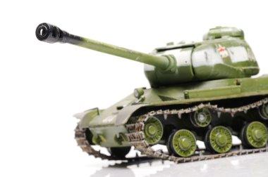 Soviet ww2 tank IS-2