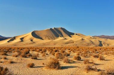 Magnificent dune Eureka in desert