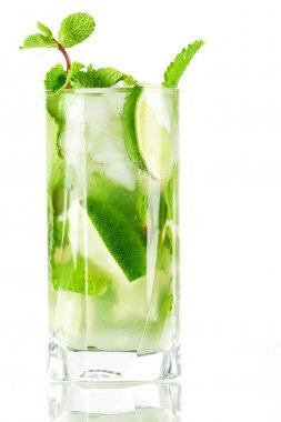 Fresh mojito cocktail