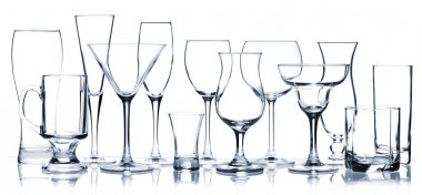 Glass series - All Cocktail Glasses