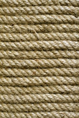 Thick rope background