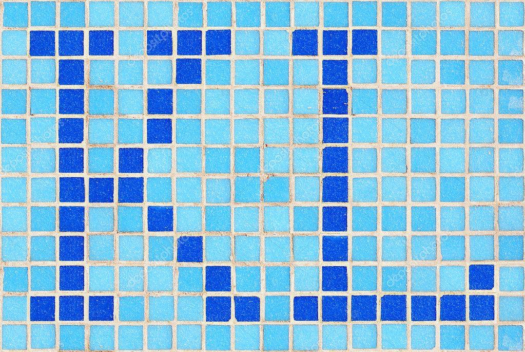 Ceramics Tiles Alphabet Letters Kl Stock Photo Aradan 1260431