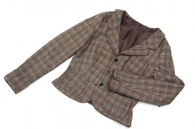 Brown ladies jacket