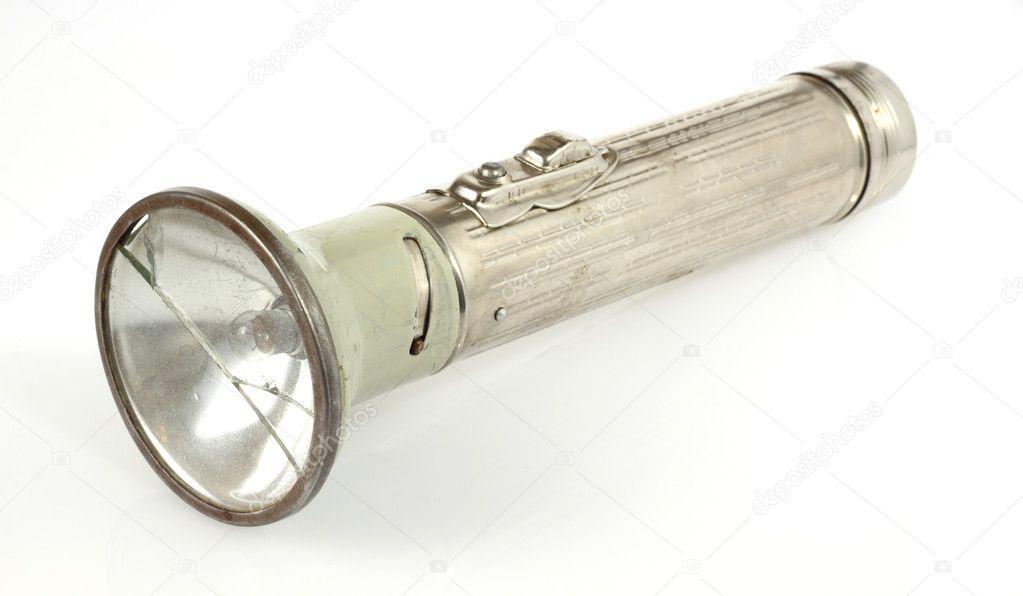Old Flashlight Stock Photo 169 Man Kelly 1299173