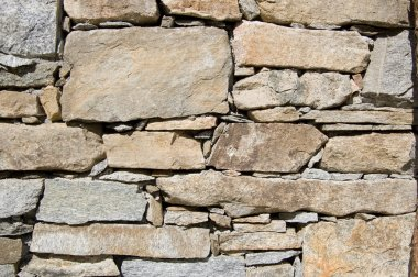 Rural stone wall