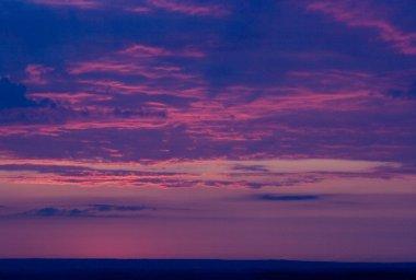 Evening landscape 2