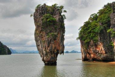 James Bond Island, Thailand, August 2007
