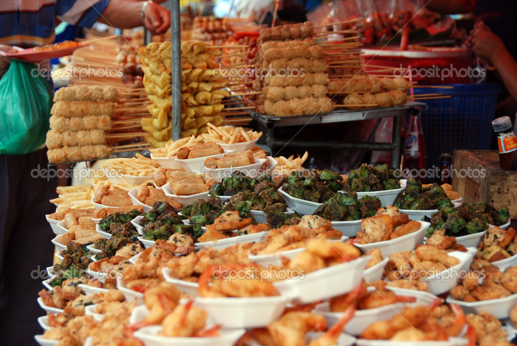 Fish Market, Bangkok, Thailand, August 2