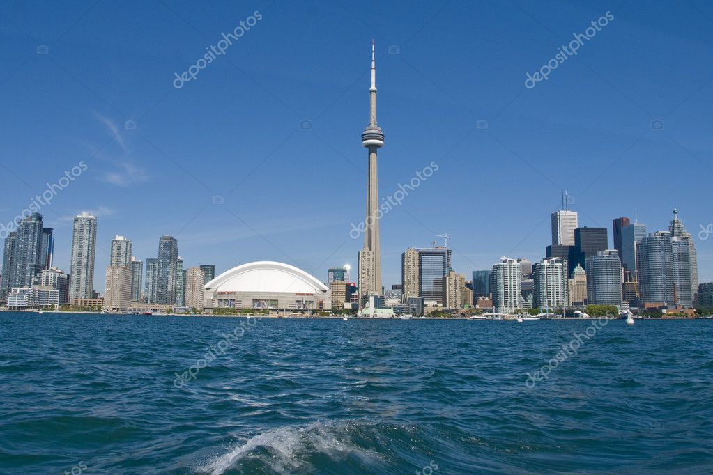 Architectural Detail of Toronto, Canada