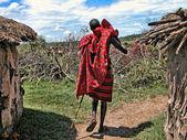 Fotografie detail z Keni, Afrika