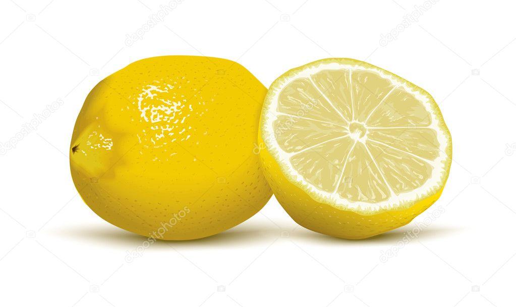 Juicy vector lemons