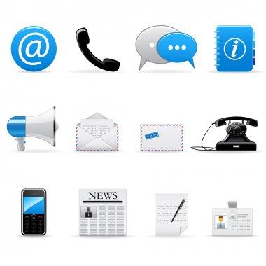 коммуникационные символы