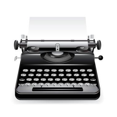 Vector typewriter