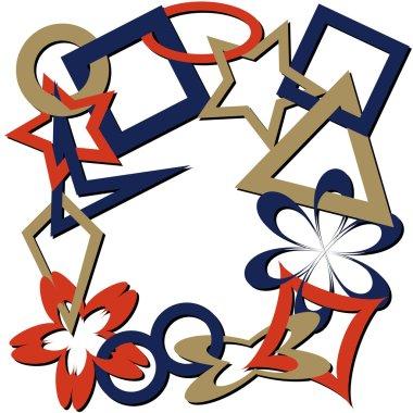 Geometric shapes 2