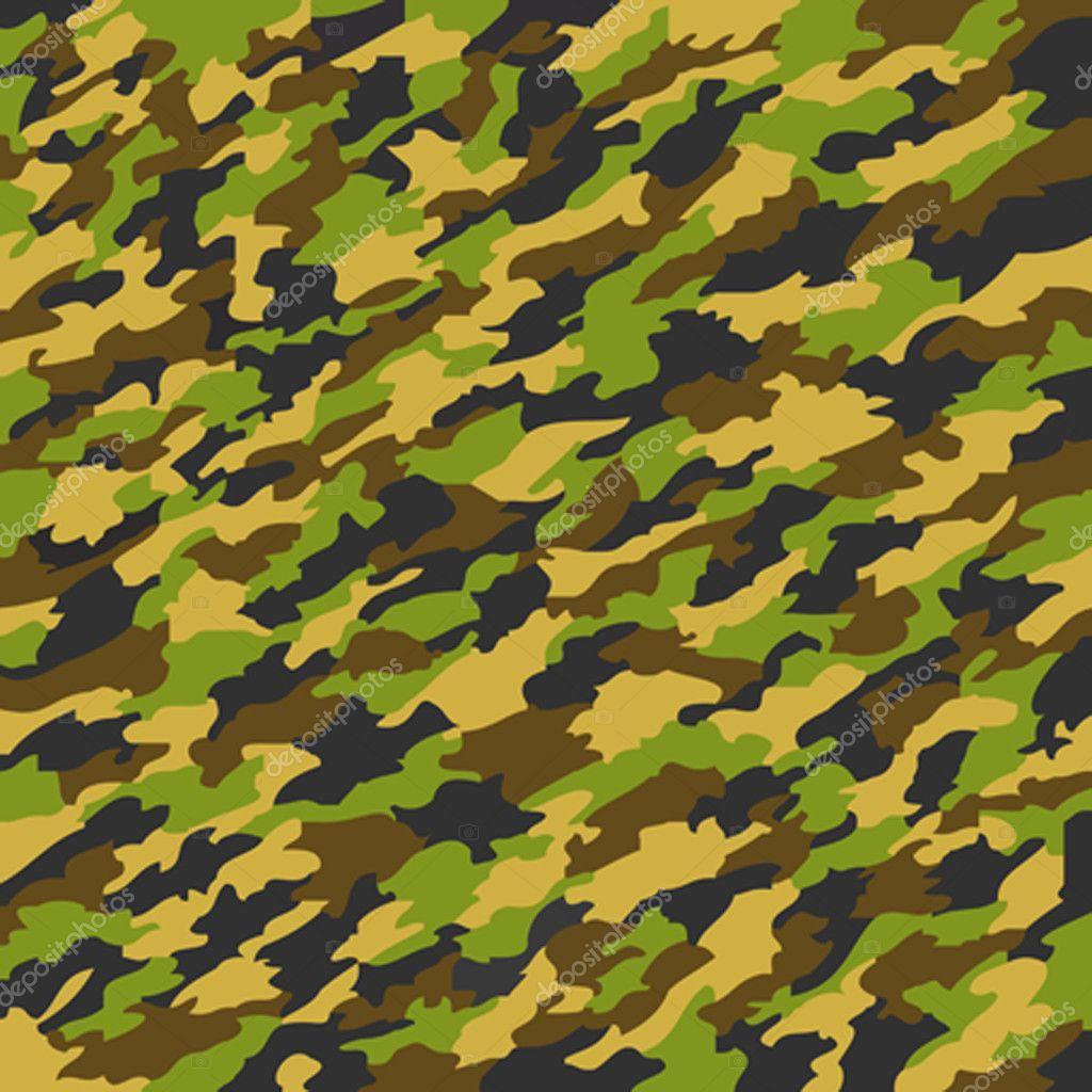 textura de camuflaje — Vector de stock © robertosch #2045067
