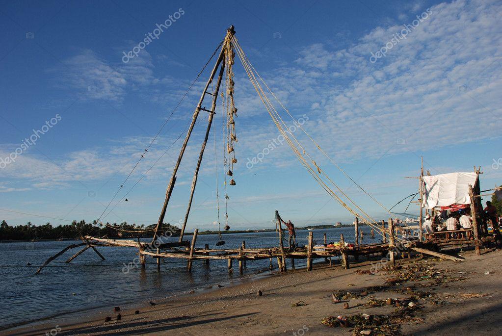 Chinese Fishing Nets India