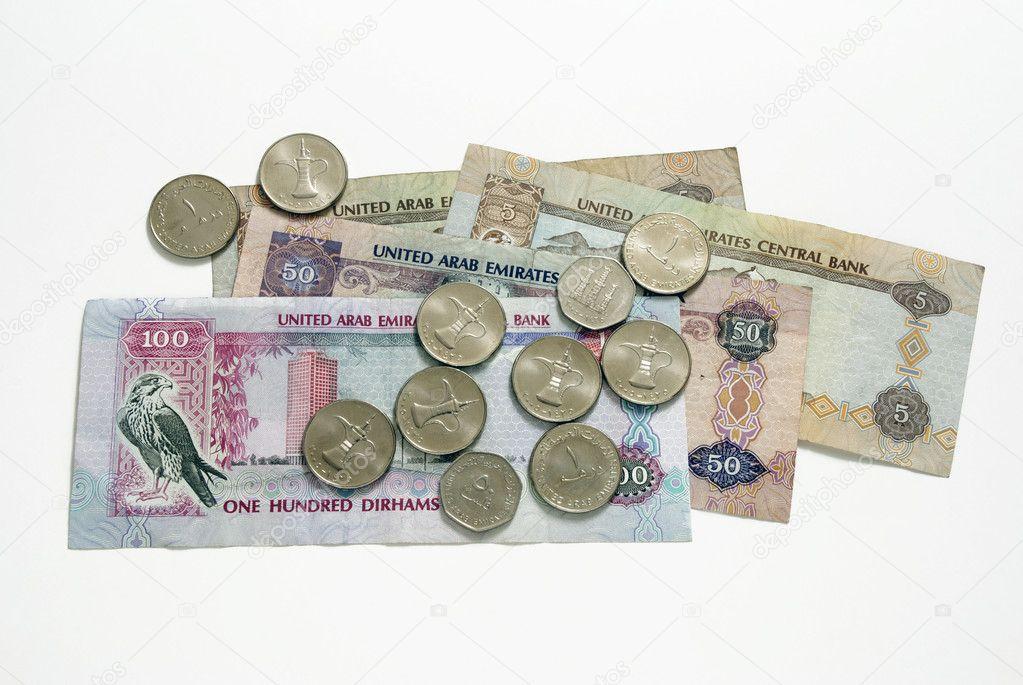 Währung Dirham Stockfoto 1526314