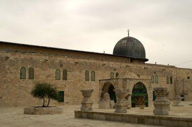 Jerusalem old city - al aqsa mosque