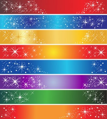 8 holiday banners