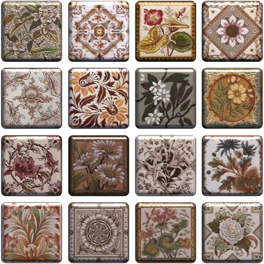 Samples tiles