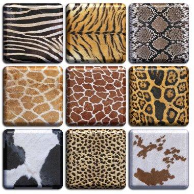 Tile texture skins