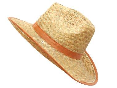 Handmade straw hat for men